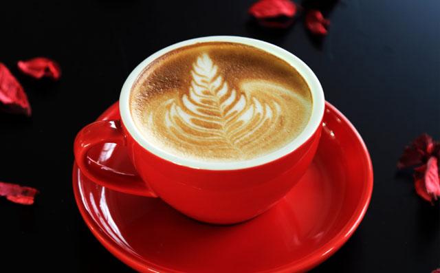 咖啡拉花Garland