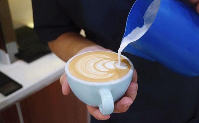 花式咖啡培训