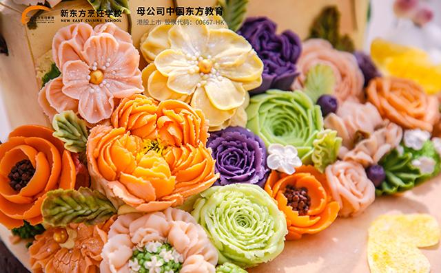 生日蛋糕裱花