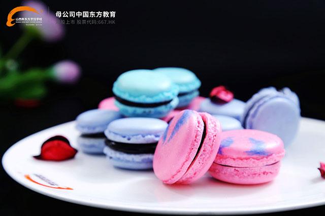 法国甜品马卡龙Macaron
